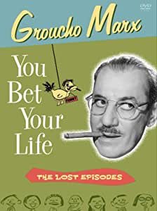 Groucho Marx: You Bet Your Life - Lost Episodes [DVD]
