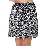 slimour Women Tennis Golf Skirt Athletic Skort with Pocket for Running Workout
