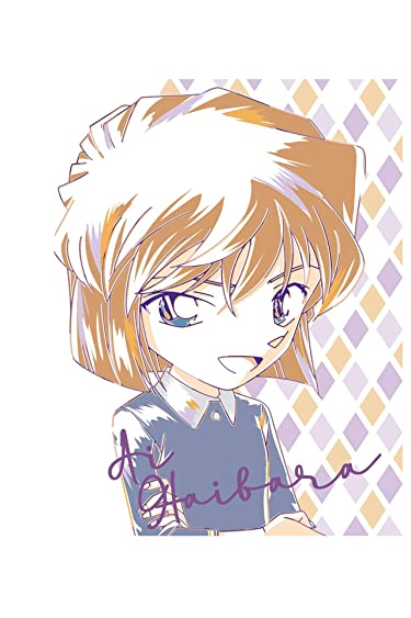 名探偵コナン  iPhone/Androidスマホ壁紙(640×960)-1 - 灰原 哀(はいばら あい)