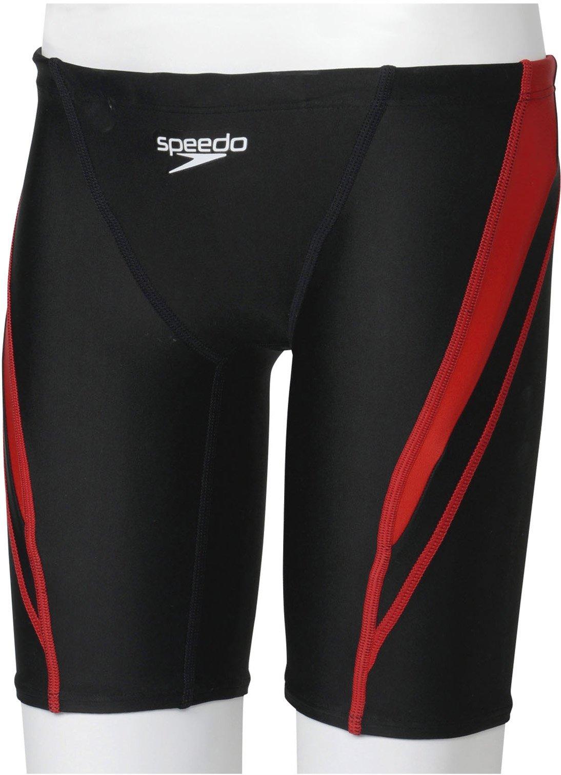 スピード ジュニア ボーイズ FLEX Zero ジャマー 競泳用 スパッツ FINA承認 SD66C07 RE(Jr)