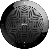 Jabra Speak 510 Speaker Phone - Portable Conference Speaker with USB and Bluetooth - Connect with Laptops, Smartphones and Ta