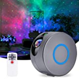 Star Projector, Galaxy Projector with LED Nebula Cloud, Star Light Projector with Remote Control for Kids Adults Bedroom/Home