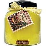 A Cheerful Giver Lemon Butter Pound Cake 34 oz. Papa Jar Candle
