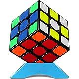 QiYi Qihang 魔方 3x3x3 世界基準配色 競技用 ポップ防止 脳トレ 知育玩具 (標準版)