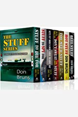 The Stuff Series Collection (The Stuff Series, Books 1-7) Kindle Edition