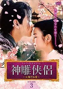 神雕侠侶~天翔ける愛~ DVD-BOX3