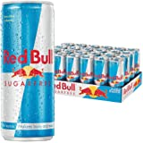 Red Bull Sugar Free Can 250 Ml (pack Of 24)