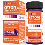 Ketone Keto Urine Test Strips. Ships from SG. Look & Feel Fabulous on a Low Carb Ketogenic or HCG Diet. Get Your Body Back! A