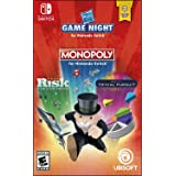 Hasbro Game Night for Nintendo Switch - Nintendo Switch Standard Edition