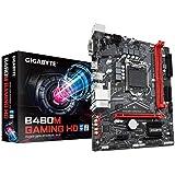 Gigabyte B460M Micro ATX Gaming Motherboard for Intel LGA1200 CPU, 2 x DDR4 DIMM