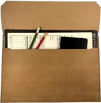 SWELL/スウェル リサイクルレザー A4 envelope / A4 エンベロープ 【A4クリアファイル A4書類 手帳 ビジネス ノベルティ】