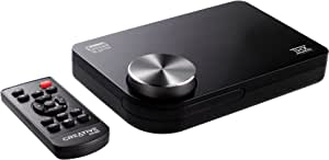 Creative Sound Blaster X-Fi Surround 5.1Pro USBオーディオインターフェース SB-XFI-SR51P