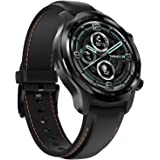 TicWatch Pro 3 スマートウォッチ Wear OS by Google Snapdragon Wear 4100 二重層ディスプレイ 電話発着信/LINE通知 GPS内蔵 心拍計 睡眠ト ラッキング IP68防水 iOS/Android対