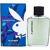 Playboy Generation 100ml Eau De Toilette, 0.5 Kilograms
