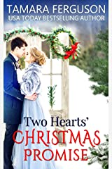 TWO HEARTS' CHRISTMAS PROMISE (Two Hearts Wounded Warrior Romance Book 12) Kindle Edition