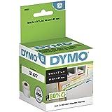 DYMO 30327 LabelWriter 1-UP File Folder Labels, 9/16 x 3 7/16, White, 130/Roll, 2 RL/PK