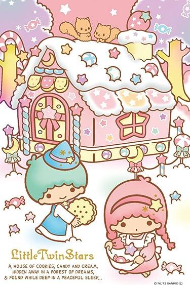 リトルツインスターズ  iPhone/Androidスマホ壁紙(640×960)-1 - お菓子の家