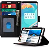 FYY Case for Samsung S9, Luxury PU Leather Galaxy S9 Wallet Case, [Kickstand Feature] Flip Folio Case Cover with [Card Slots]