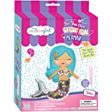 My Studio Girl SG5524 Sew-Your-Own Glitterati Pillow - Mermaid