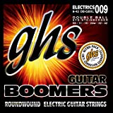 GHS DBGBXL 9-42 Extra Light Boomers Double Ball End Guitar String Set