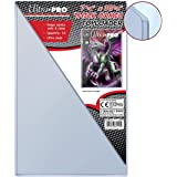 """Ultra Pro 7-1/2"""" X 11"""" Thick Comic Toploader 10ct"""