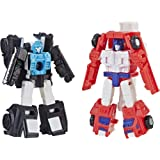 Transformers Toys Generations War for Cybertron: Siege Micromaster Wfc-S19 Autobot Rescue Patrol 2 Pack Action Figure - Adult