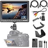 Neewer F200 7-inch 1080P Full HD 1920x1200 IPS Screen Camera Field Monitor Support 4K HDMI Input Histogram with 2600mAh Li-io