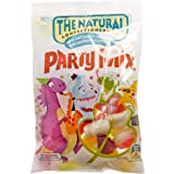 The Natural Confectionery Company Party Mix Lollies, 12 x 180 Grams