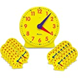 Learning Resources LER2102 Big Time Classroom Clock Kit