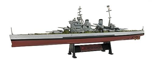 ヨークのHMS公爵1945 - 1:1000船のモデル HMS Duke of York 1945 - 1:1000 Ship Model (Amercom ST-17)