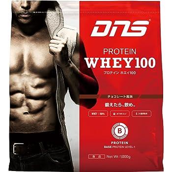 DNS プロテインホエイ100 チョコレート風味 1000g