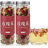 バラ茶 花茶120g(60g*2) 薔薇茶 玫瑰花 玫瑰茶 中国茶 茶葉 無農薬 無添加 ビタミンC豊富