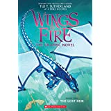 Wings of Fire Graphic #2: The Lost Heir