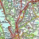 Michelin Rhones-Alpes, France (Michelin Maps) 画像