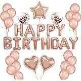 誕生日 風船、Happy Birthday バースデー 飾り バルーン、誕生日 パーティー 飾り付け バルーン 風船 H…