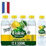 Volvic Touch Of Fruit Lemon 500ml Case (Pack of 12)
