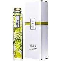 フェリナス ハーバリウム 角瓶 (1本) グリーン 緑 kaku-green