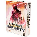 Ultra Pro Board Games Shards of Infinity Deckbuilding Game