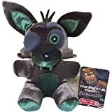 1pcs 18cm Five Nights At Freddy's 4 FNAF Nightmare Marionette Stuffed Plush Toys Soft Toy Doll for Kids Children Gifts