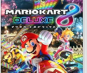 【マリオ35周年キャンペーン対象】マリオカート8 デラックス - Switch
