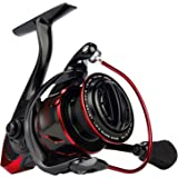 KastKing Sharky III Fishing Reel - New 2018 Spinning Reel - Carbon Fiber 39.5 LBs Max Drag - 10+1 Stainless BB for Saltwater
