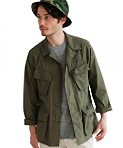 Fatigue Jacket 3225-199-2097: Olive