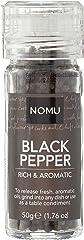 NOMU Black Pepper Grinders, 50g