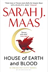 House of Earth and Blood: Winner of the Goodreads Choice Best Fantasy 2020 (Crescent City) Kindle Edition
