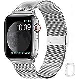 WFEAGL コンパチブル apple watch バンド, コンパチブルiWatch通用ベルト apple watch…