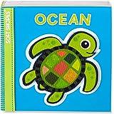 Melissa & Doug 31205 Melissa and Doug Soft Shapes Ocean Foam Puzzle Book Ocean Foam Puzzle Book