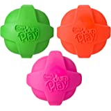 Hartz Dura Play Ball Size:Medium Pack of 3