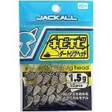 JACKALL(ジャッカル) ジグヘッド キビキビ ダートジグヘッド 1.5g/15pcs.