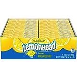 Lemonhead Candy 0.8 Ounce Box Pack of 24