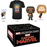 Funko Marvel Collector Corps: Captain Marvel - March 2019 Theme, XXXL